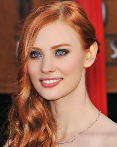 Red heads... wow.