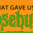 In 1992, writer R.L. Stine unleashed the children's book series, Goosebumps, to the world. With nearly over 100 books that range from the original 62 book series to spin off […]