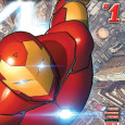 Invincible Iron Man #1 Published 10/07/2015 Written by: Brian Michael Bendis Art by: David Marquez and Justin Ponsor  Well, well, well, here's an unexpected surprise. For the first time […]