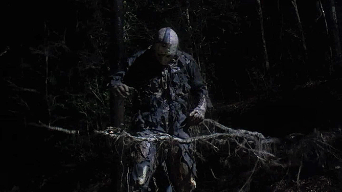 This tree hugging better not end up like Evil Dead...just saying