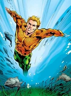 Aquaman Football
