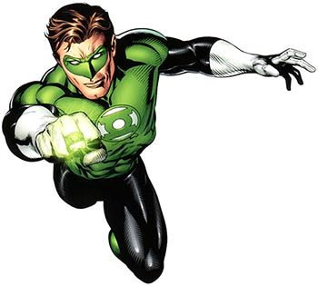 Green Lantern Football