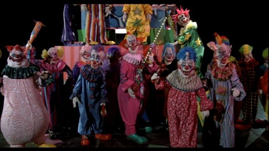 For your next party-planning event, KILLER KLOWNS INC!
