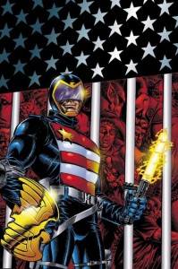 """Judge America""? ""Captain Dredd""?"