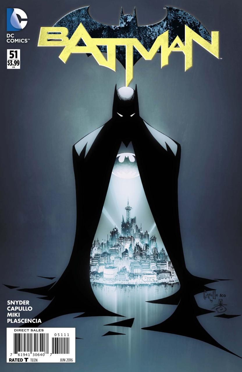 Batman 51 cover