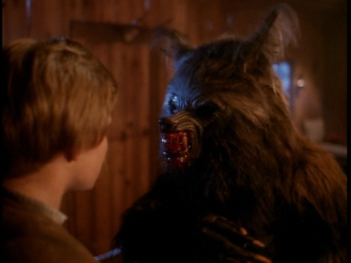 Still a better werewolf than that monkey thing from Buffy!