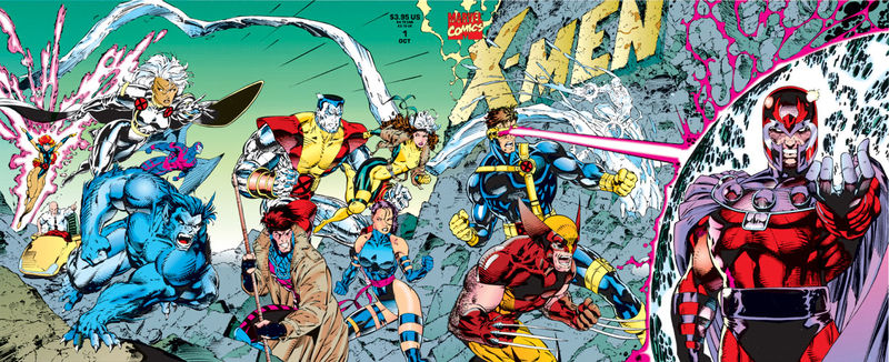 90s X-Men by RDauterman on DeviantArt