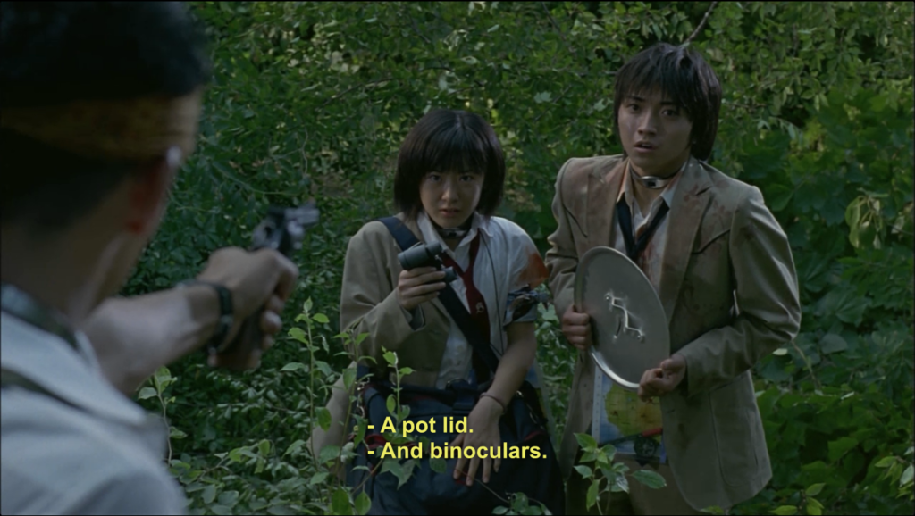 Best out of context lines form the flick.