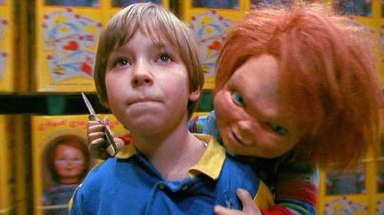 This is what it feels like when I watched Child's Play for the first time.