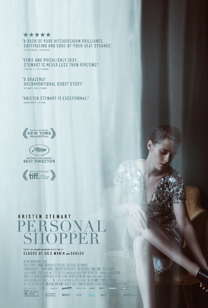 Theatrical Poster for Personal Shopper